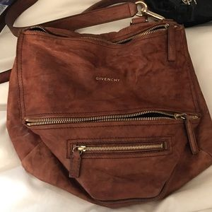Givenchy Bags - Givenchy large brown pandora